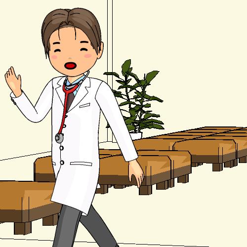 研修医の先生との出会い